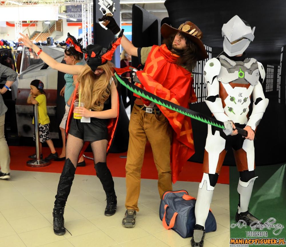 AP Gładkowscy Maniacyfigurek Warsaw Comic Con 2017 (33)