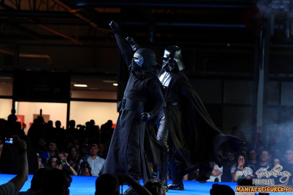 AP Gładkowscy Maniacyfigurek Warsaw Comic Con 2017 (87)