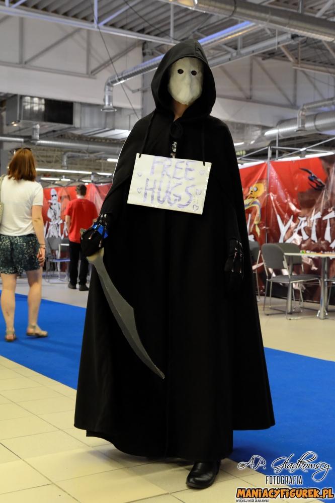 AP Gładkowscy Maniacyfigurek Warsaw Comic Con 2017 (9)