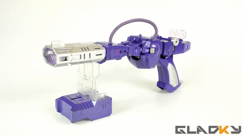 Gladky's Workshop Custom Transformers Masterpiece Shockwave (1)
