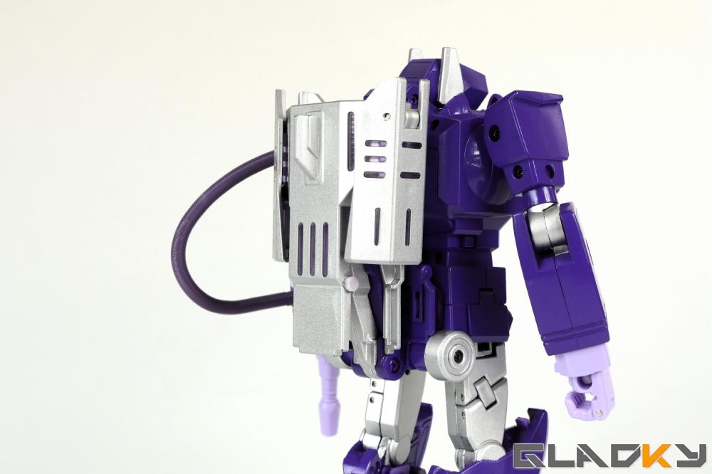 Gladky's Workshop Custom Transformers Masterpiece Shockwave (13)