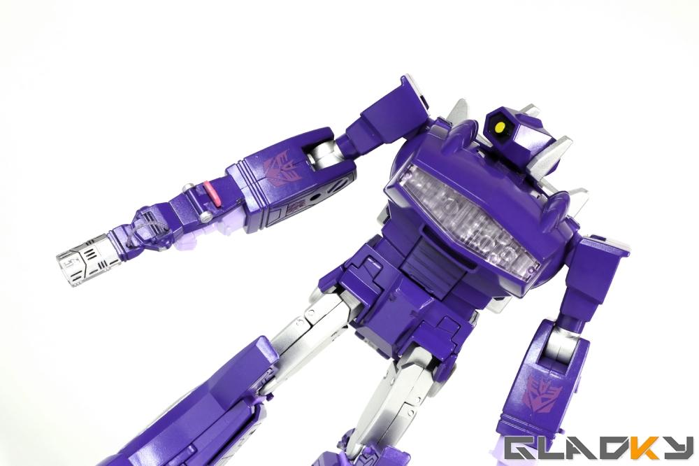 Gladky's Workshop Custom Transformers Masterpiece Shockwave (15)
