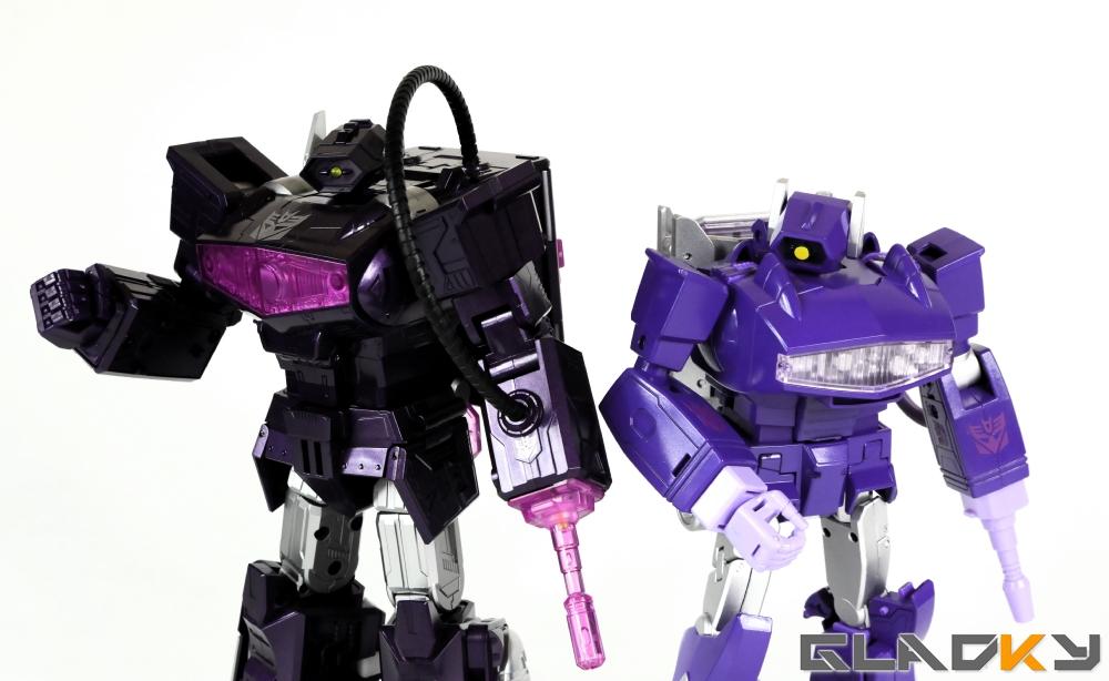 Gladky's Workshop Custom Transformers Masterpiece Shockwave (18)
