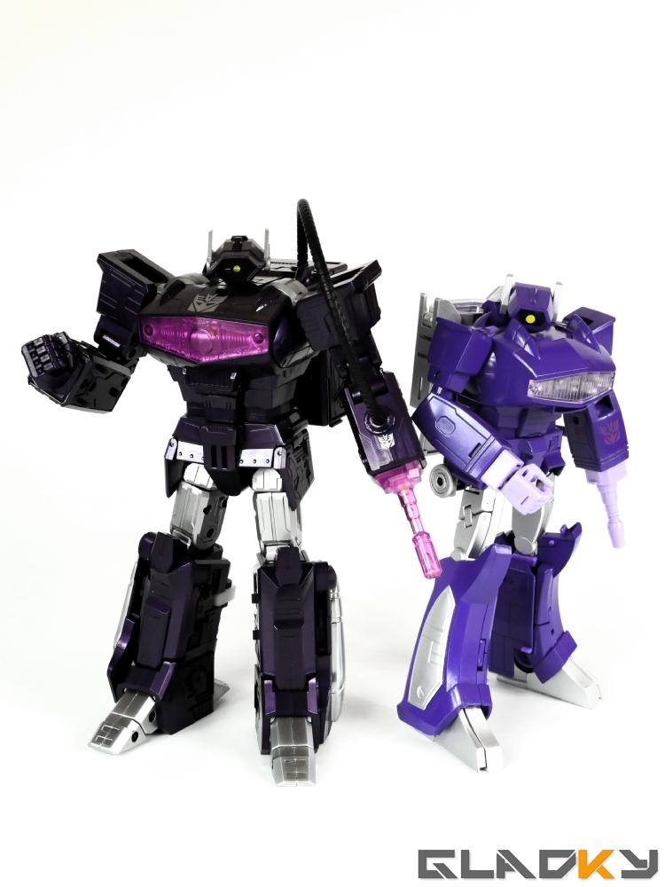 Gladky's Workshop Custom Transformers Masterpiece Shockwave (19)