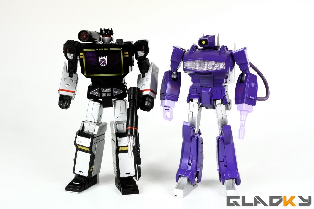 Gladky's Workshop Custom Transformers Masterpiece Shockwave (20)