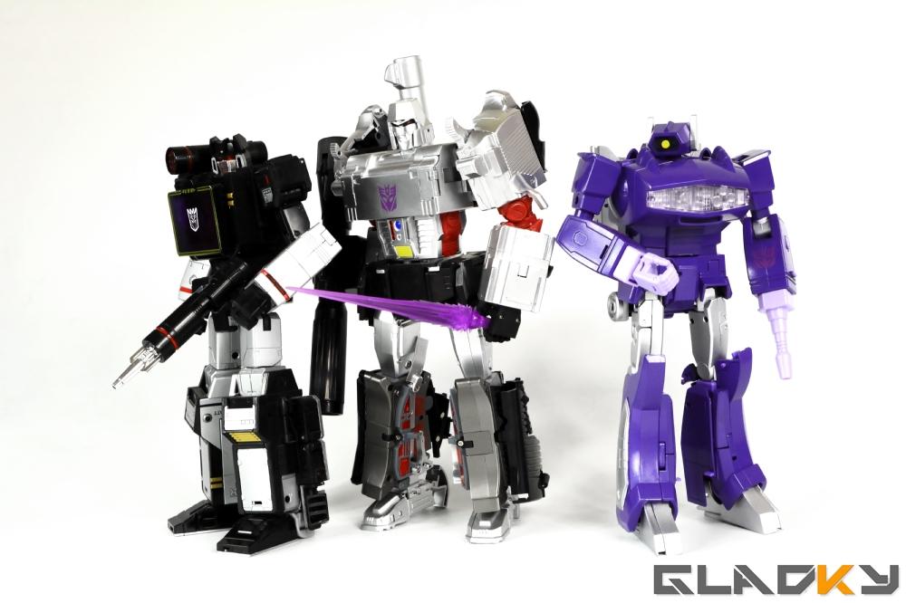 Gladky's Workshop Custom Transformers Masterpiece Shockwave (22)