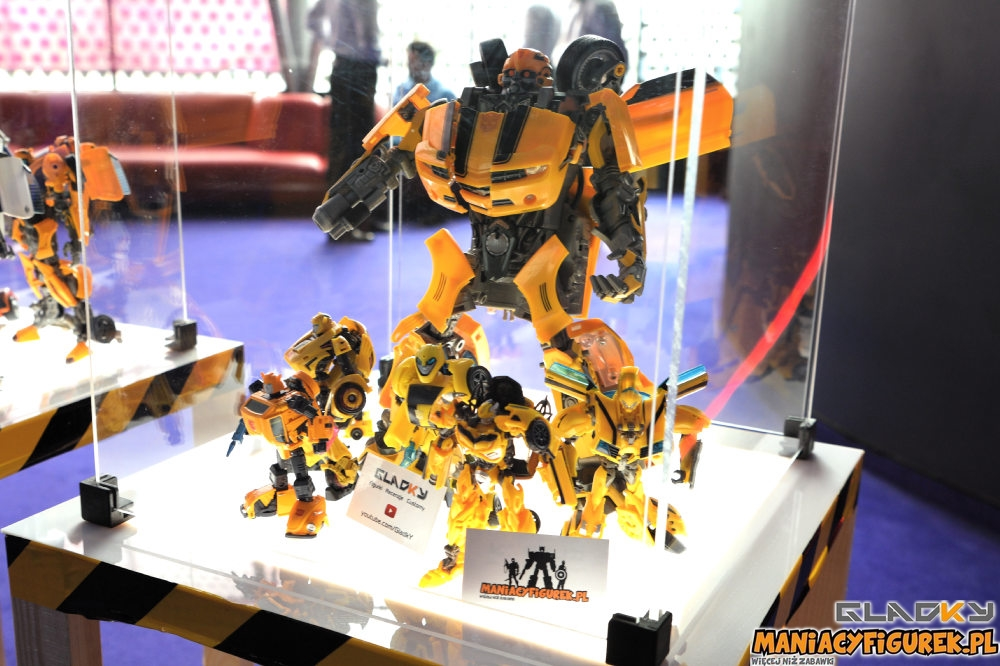 Pokaz Transformers The Last Knight Maniacyfigurek Recenzja Tiny Turbo Changers (7)