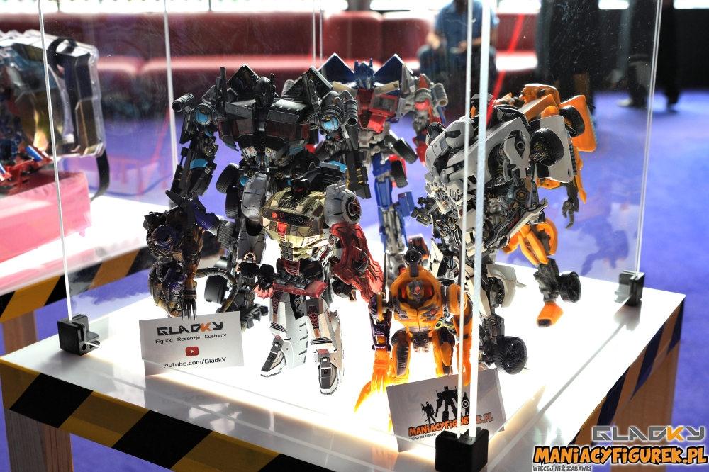 Pokaz Transformers The Last Knight Maniacyfigurek Recenzja Tiny Turbo Changers (8)