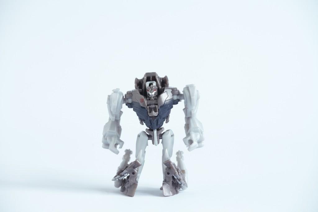 Transformers The Last Knight Grimlock tryb robota