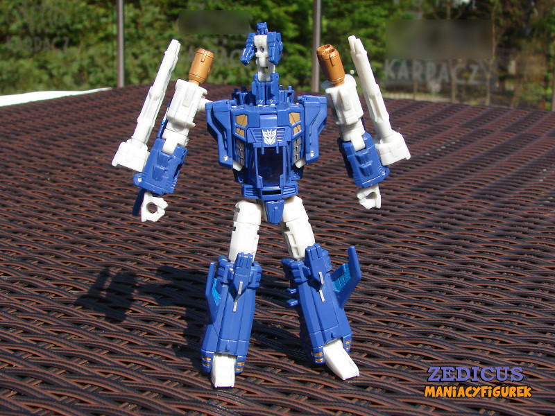 Titans Return Triggerhappy tryb robota, Titan Master Blowpipe