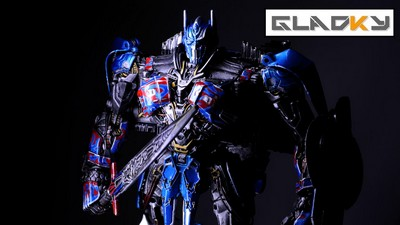 Custom TLK Optimus Prime
