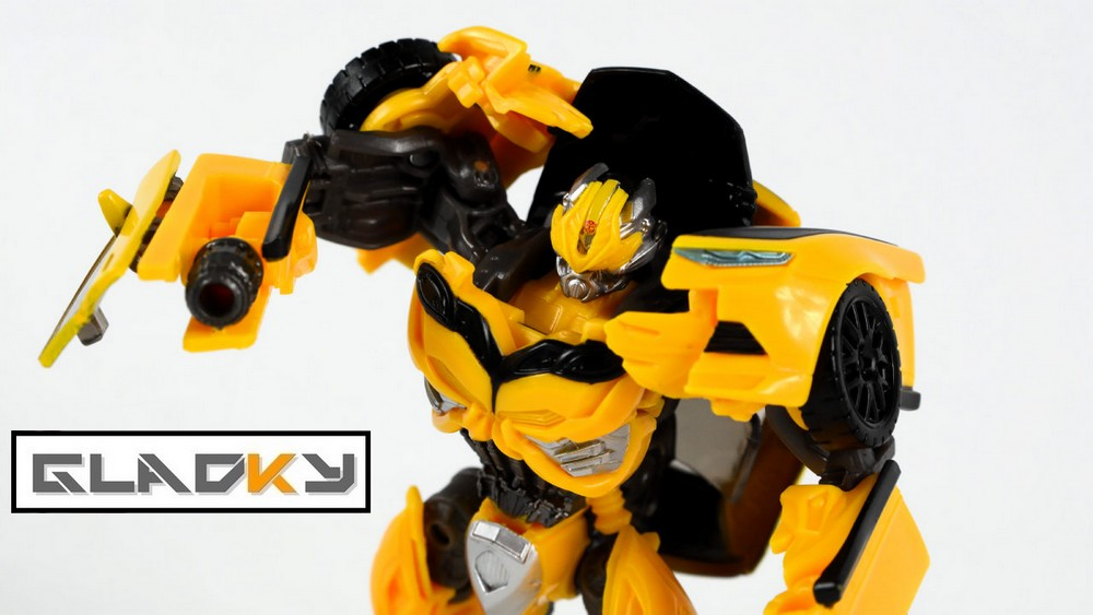 The last knight premier edition Bumblebee