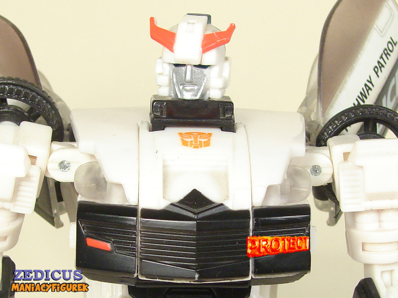 Universe Prowl oznaczony przez Transformers The Last Knight Barricade