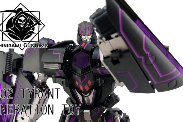 Megatron IDW Transformers