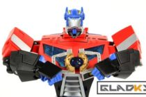 Transformers Animated Optimus