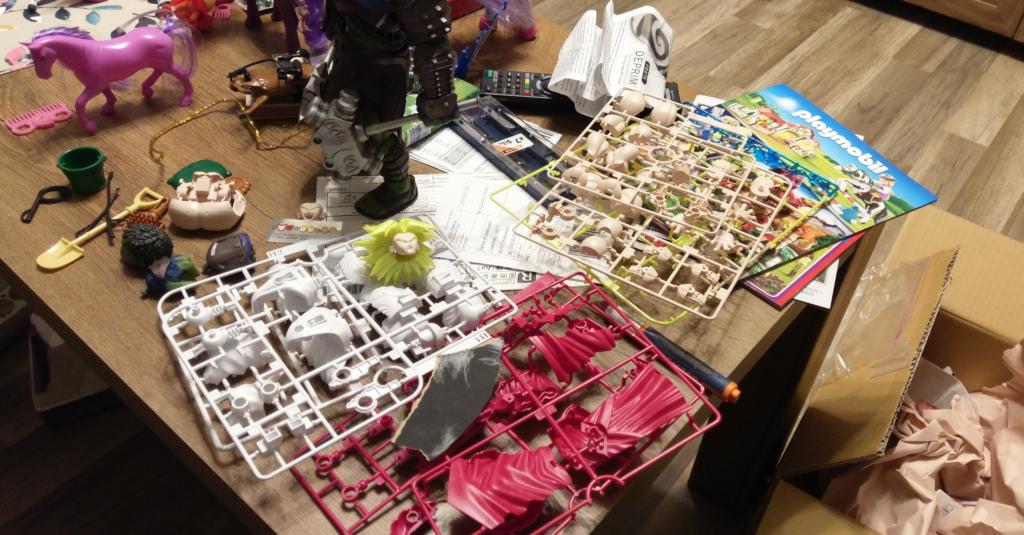 Gdzie i jak kupować figurki, część 1