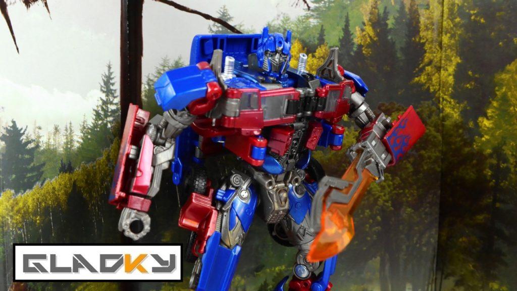 Studio Series Optimus Prime Miniatura