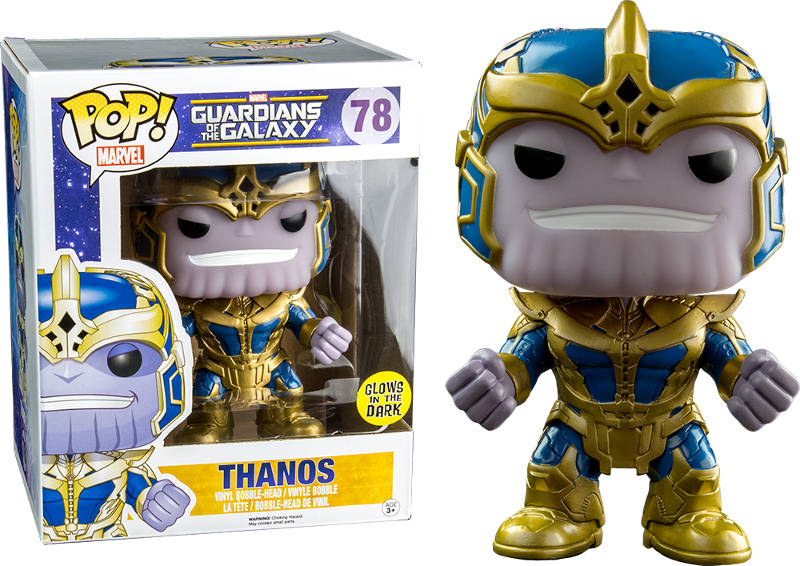 figurki thanos pop vinyl guardians of the galaxy