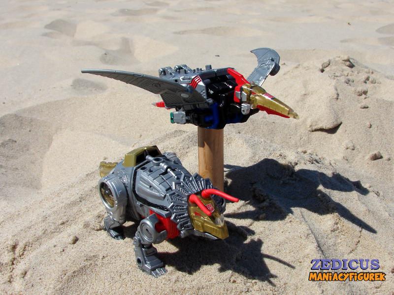 Swoop tryb alternatywny 11 - Swoop oraz Slug z Power of the Prime