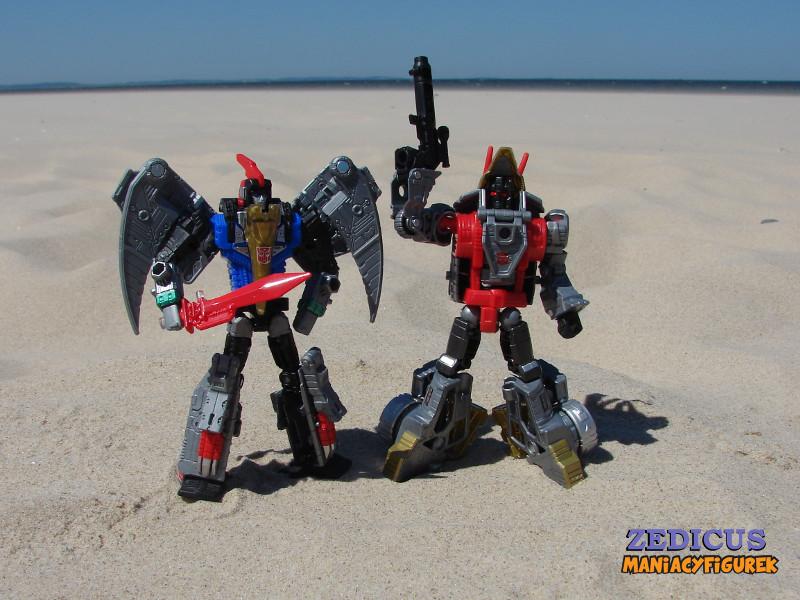 Swoop tryb robota 36 - Swoop i Slug z serii Power of the Primes