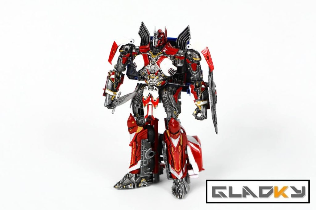 Polish Pride Optimus Prime