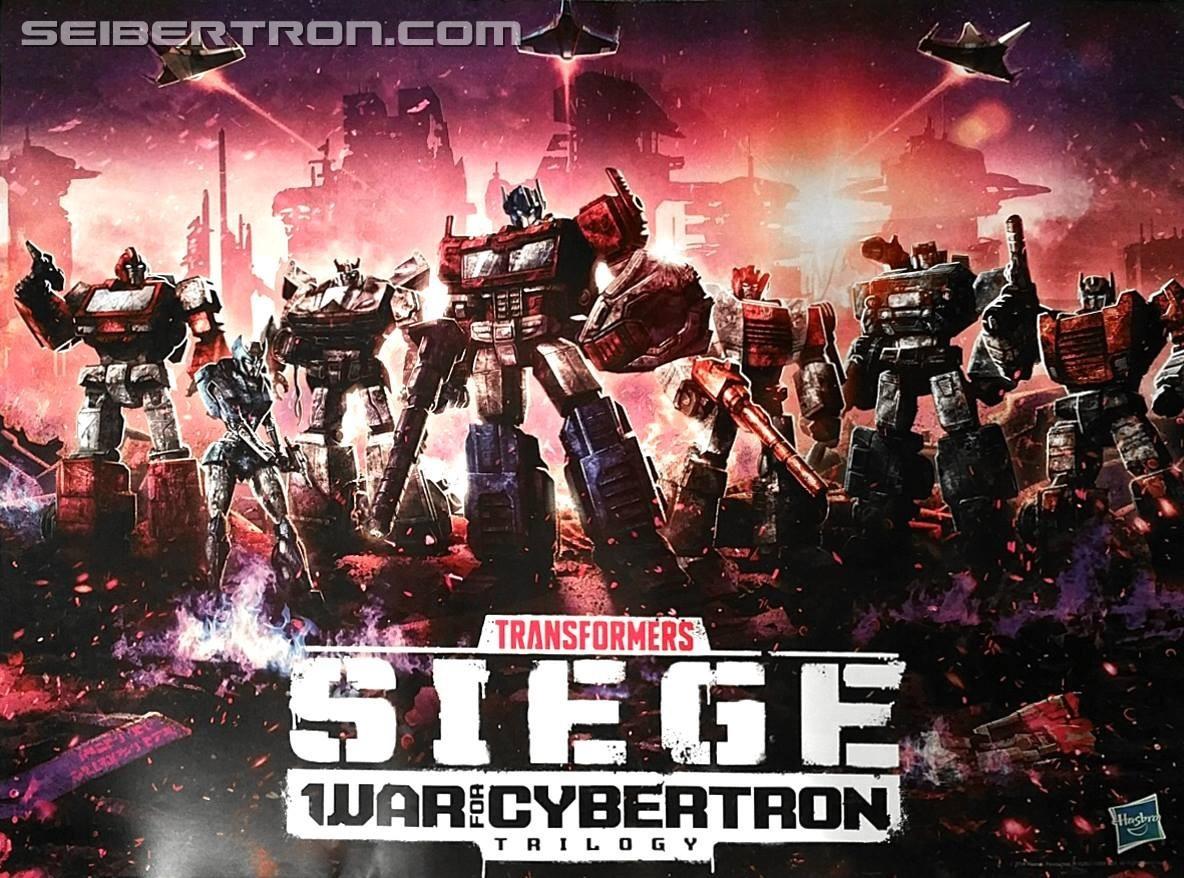 Plakat Siege