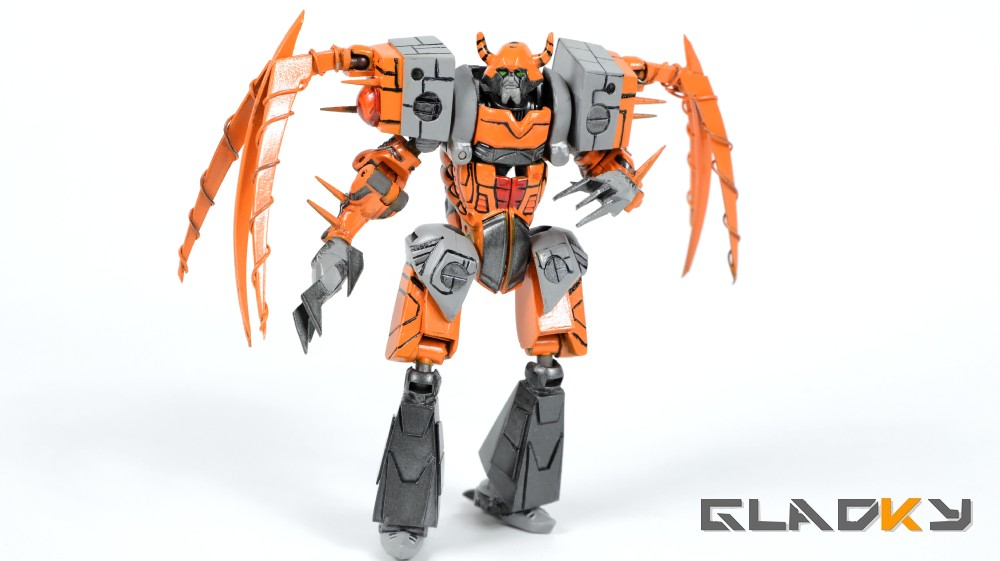 My Little Pony Transformers Unicron