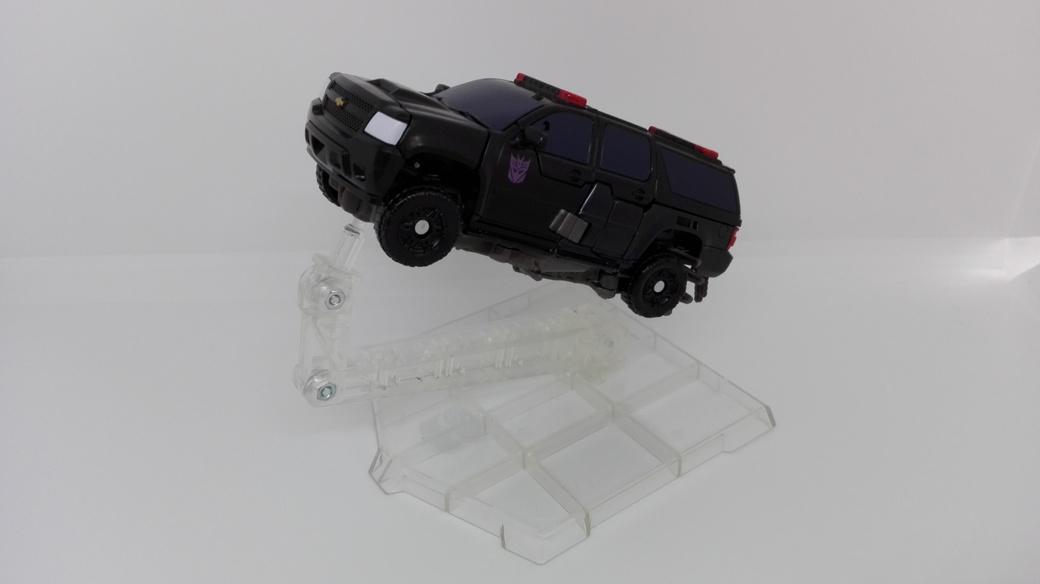Transformers Studio Series Crowbar altmode-stand-Takara