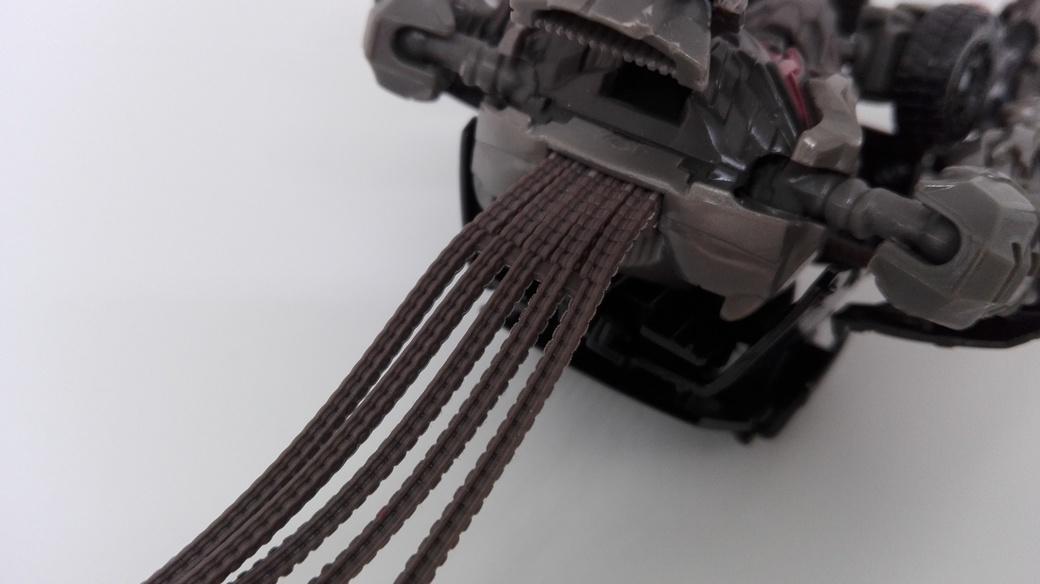 Transformers Studio Series Crowbar robot-dreadlocks