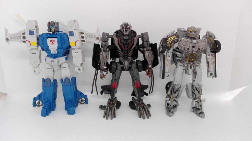 Transformers Studio Series Crowbar robot-comparisons-1