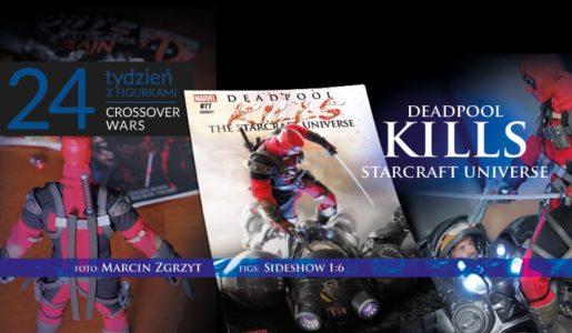 deadpool kills starcraft universe