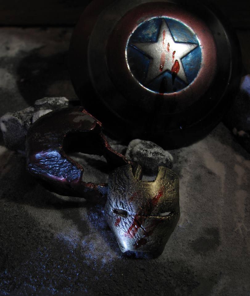 tydzien z figurkami civil war