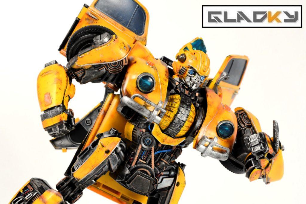 Custom Power Charge Bumblebee