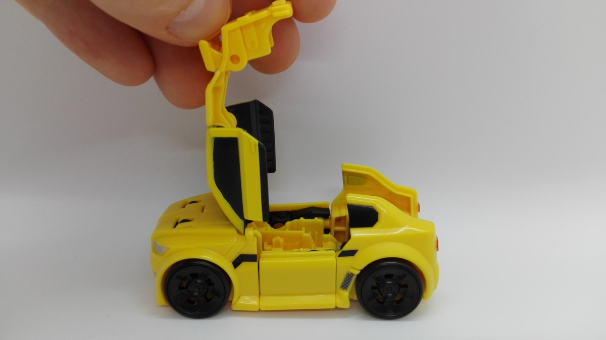 Transformers Generations Titans Return Bumblebee gimmick-1