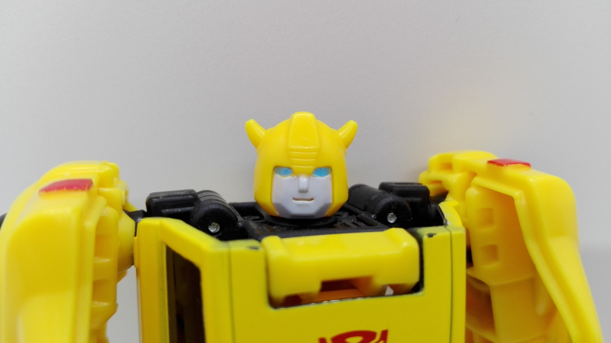 Transformers Generations Titans Return Bumblebee robot-4