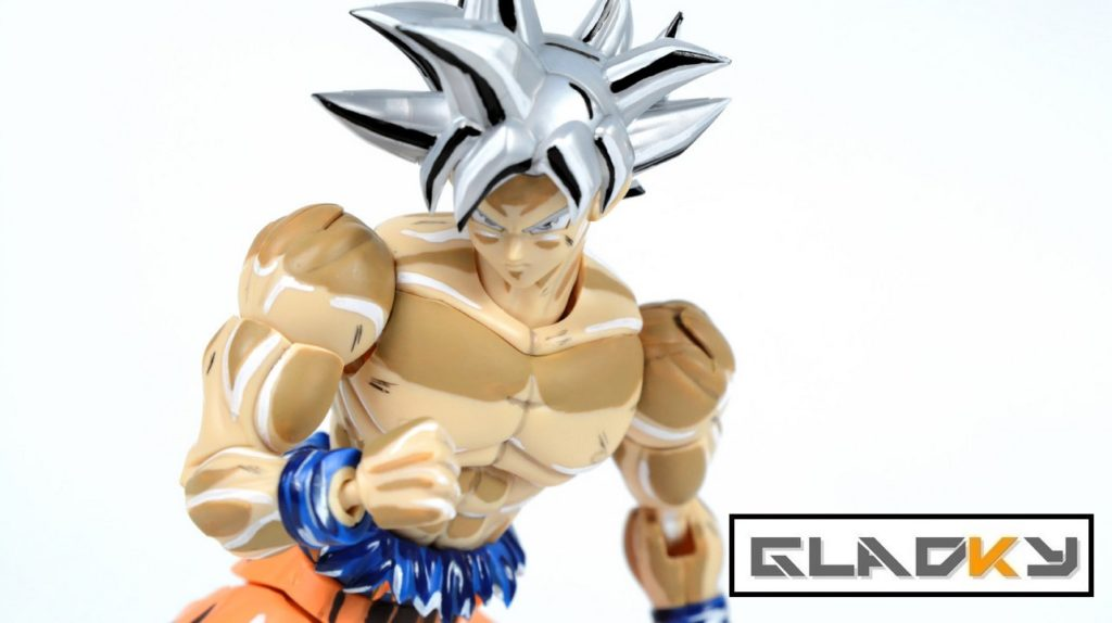 Custom Ultra Instinct Son Goku