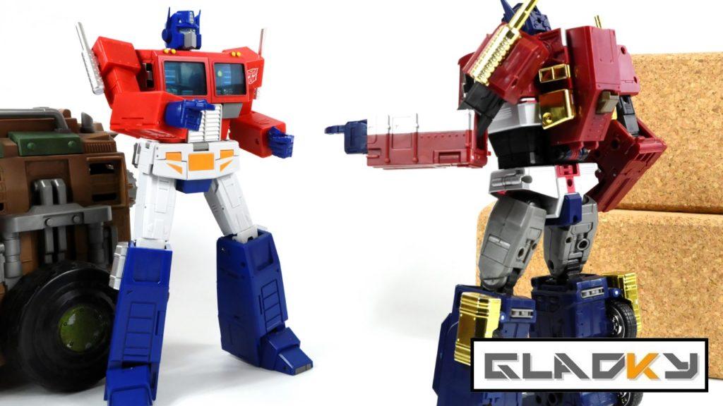 Transform Element OP Leader