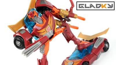 Transformers Animated Rodimus