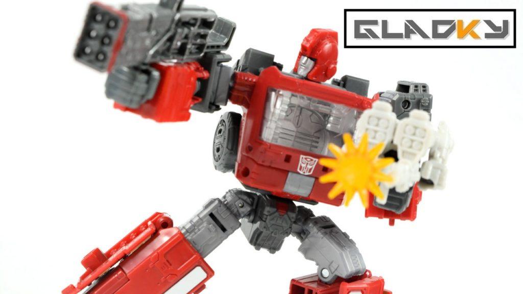 Transformers Siege Ironhide
