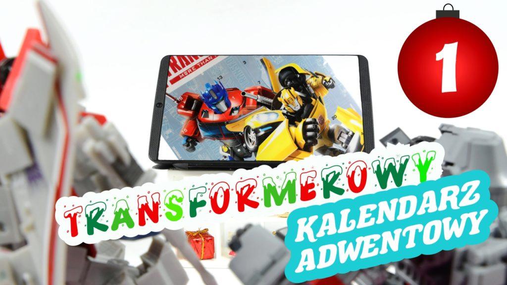 Kalendarz Adwentowy Transformers